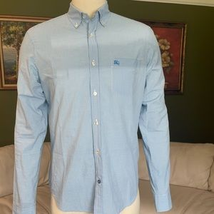 Burberry Embroidered Oxford Shirt